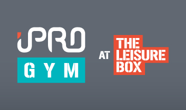 iPRO GYM at The Leisure Box