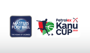 Masters Football - Kanu Cup 2018