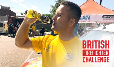 British Firefighter Challenge 2018