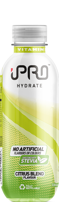iPro Hydrate 300ml visual - Citrus Blend
